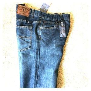 Boys size 18 lucky brand jeans